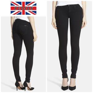 Hudson Krista Super Skinny jeans - black